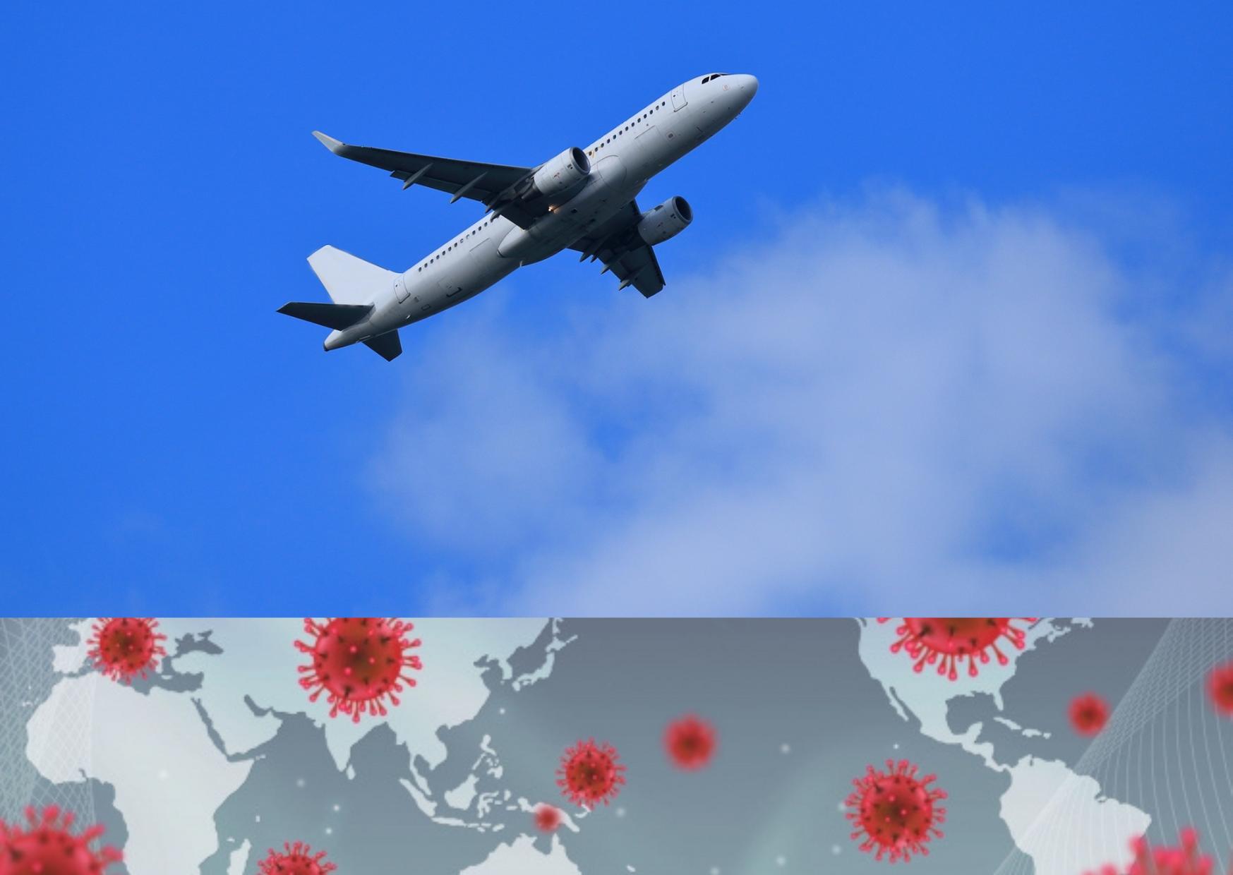 【渡航・ビジネス】新型コロナウイルス検査